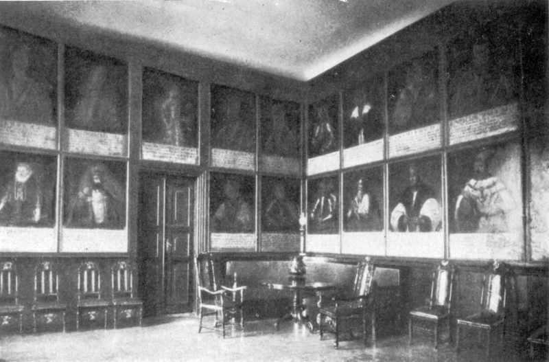 Галерея королівських портретів
