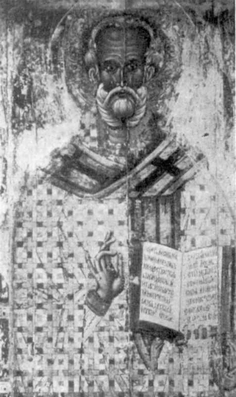 Босикович Г. Св.Микола. 1532 р.