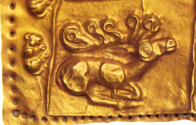 Деталь 22: пантери і олень