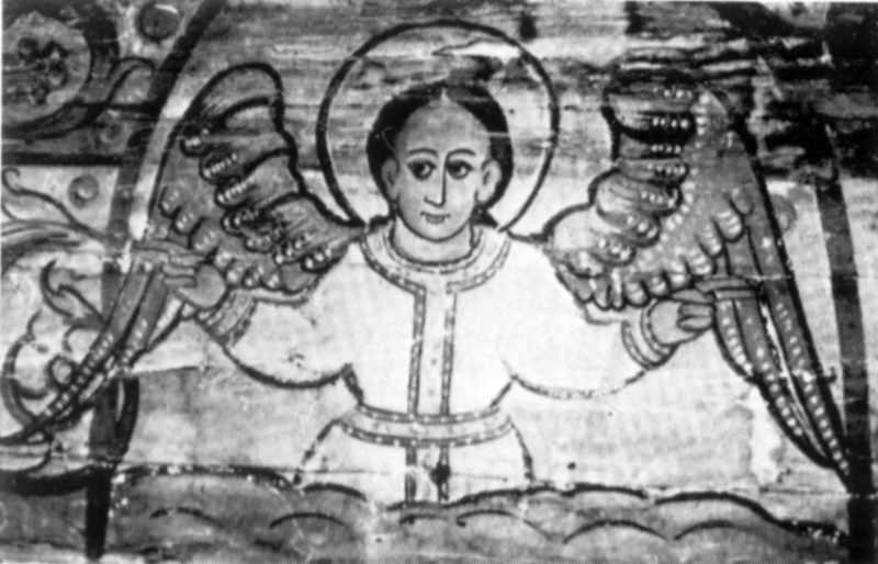 Стінопис 17 ст. Архангел