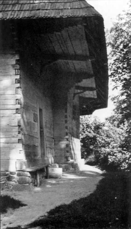 [1987 р.] Нависаючий дах