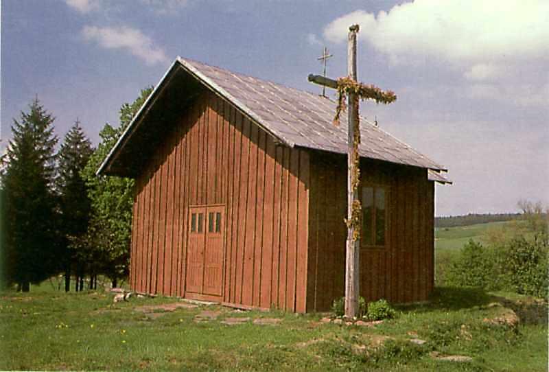 [1987 р.] Загальний вигляд каплиці з…
