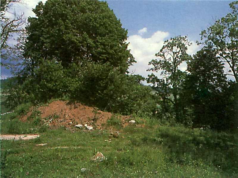 [1987 р.] Загальний вигляд церквища