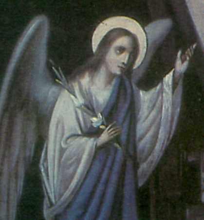 Півпостать архангела Гавриїла