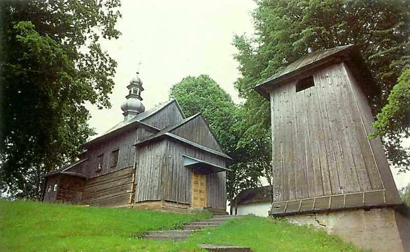 Церква св.Анни