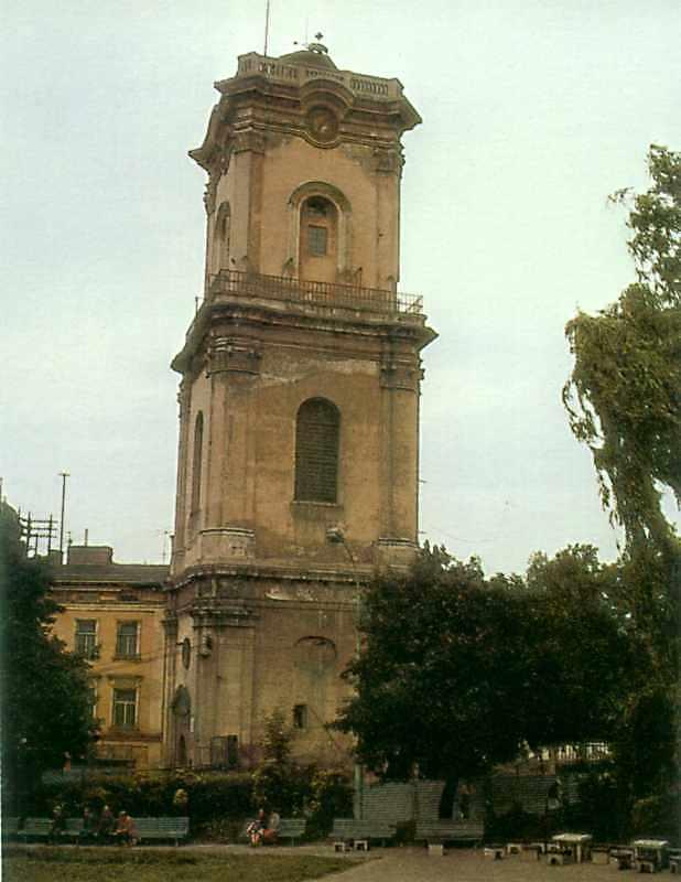 [1987 р.] Загальний вигляд башти