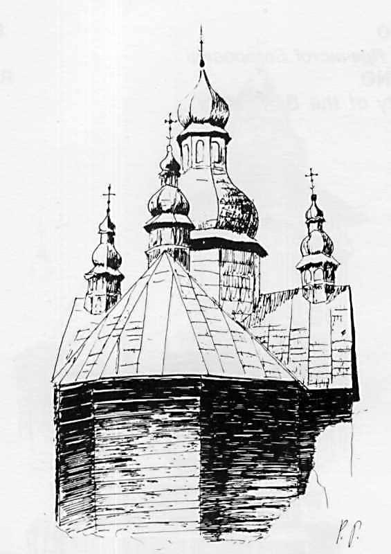 Церква св.Миколи (стара)