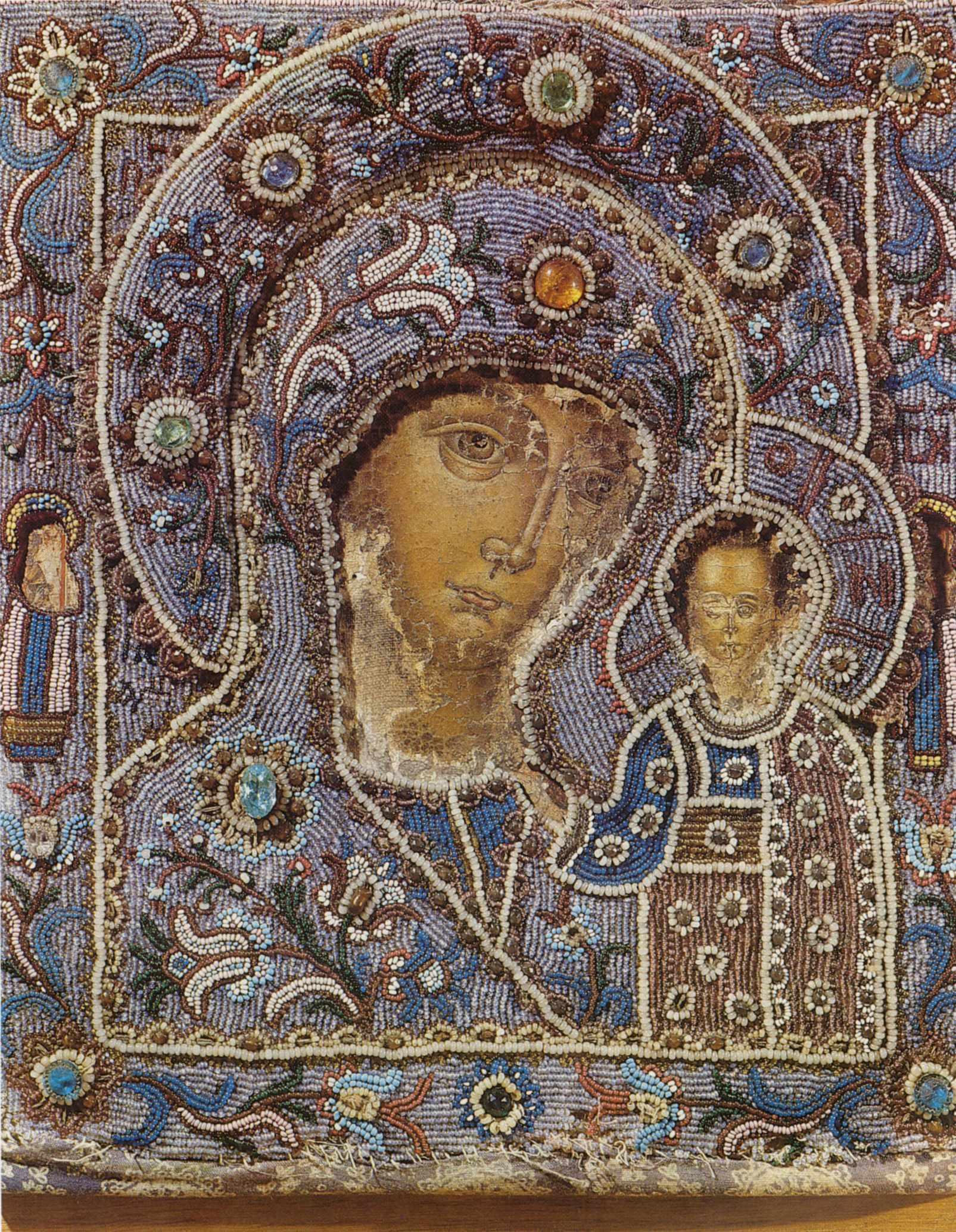 Богородиця Казанська. Ікона 18..19 ст.…