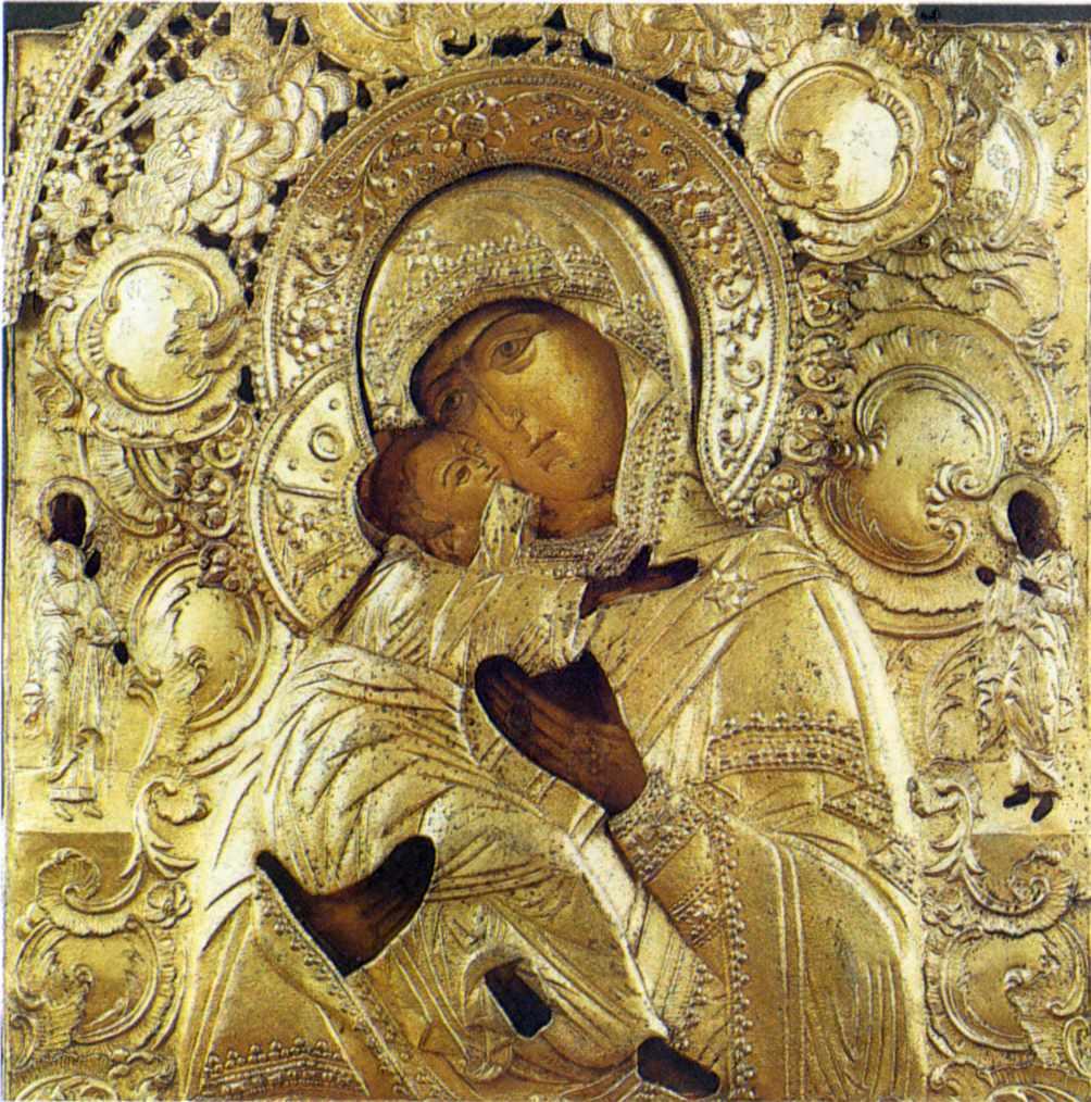 Богородиця Владимирська. Ікона…