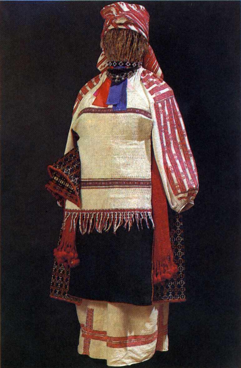 Костюм жінки. Поч. 20 ст. С.Неглюбка…