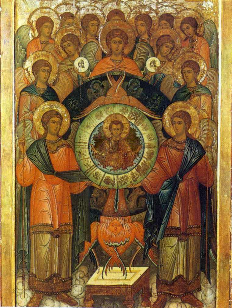 Собор архангела Михаїла. Ікона 18..19…