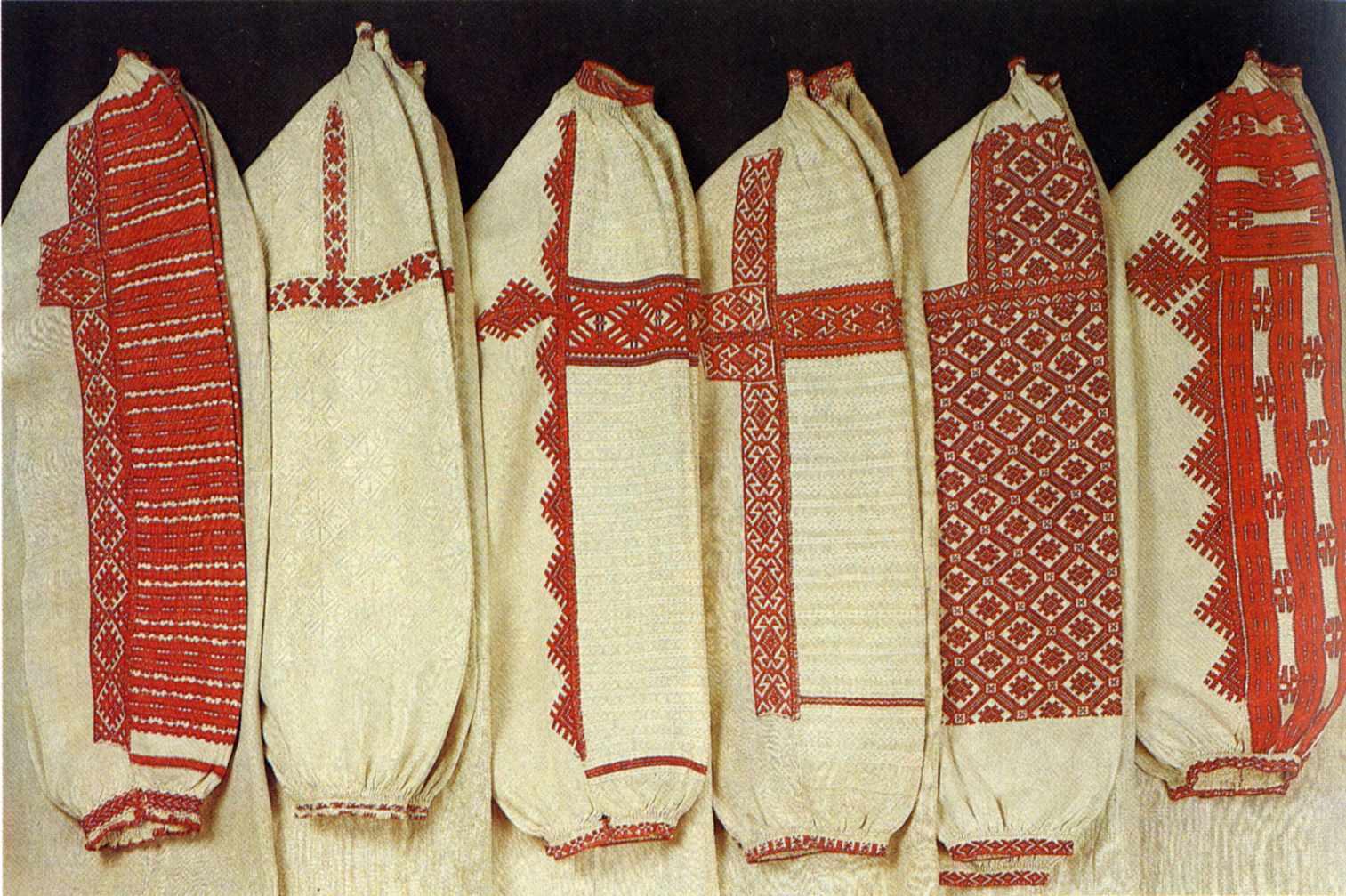 Сорочки. 1920 - 1950-і рр. С.Неглюбка…