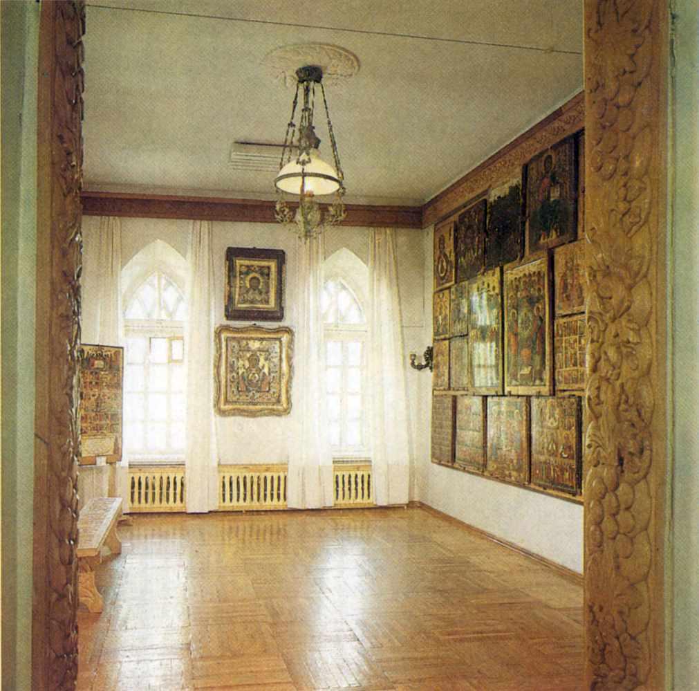 Зал іконопису