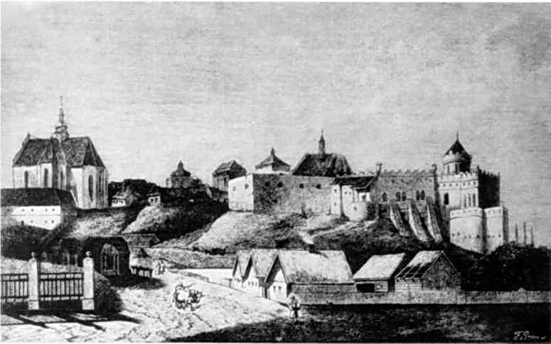 1867 р. Загальний вигляд міста