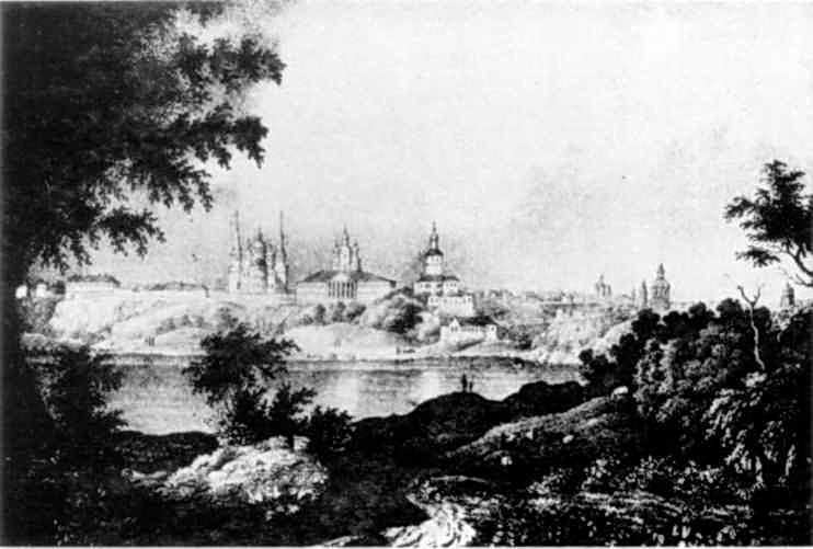 19 ст. Загальний вигляд зі сходу
