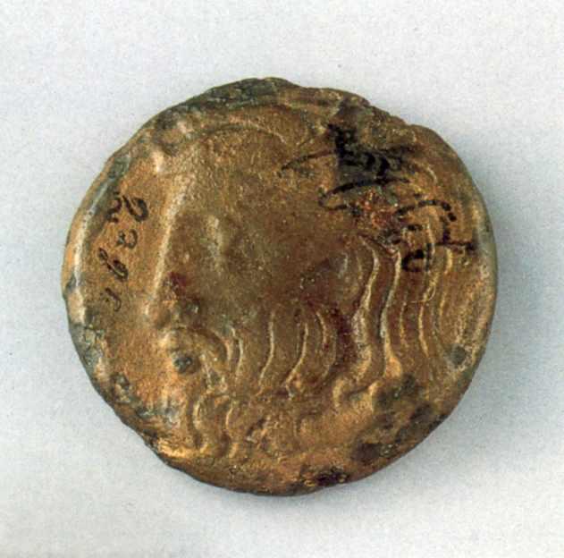 Монета Борисфена
