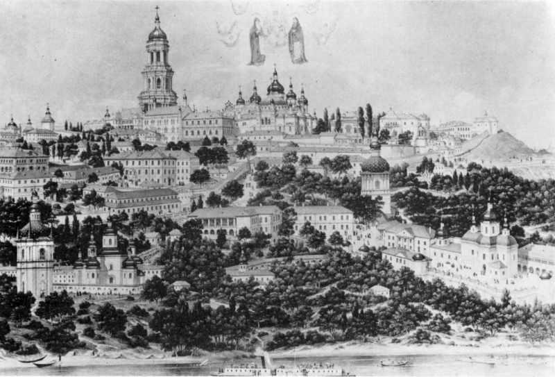 Поч. 20 ст. Ждаха А. Вид з боку Дніпра