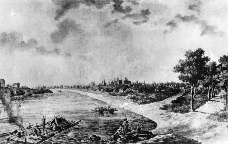 Поч. 19 ст. Вид з боку Десни