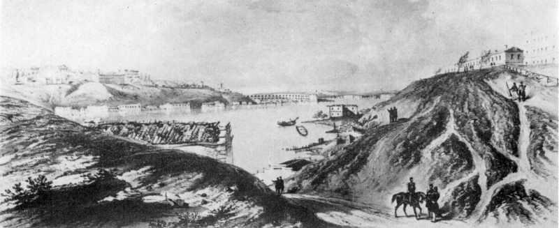 19 ст. Вид з Корабельної сторони