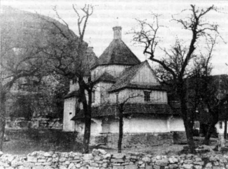 1916 р. Вигляд зі сходу