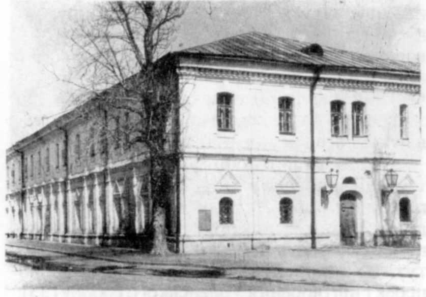 Економічний корпус (№ 7) після реставрації