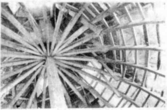 Конструкції бічної бані. Фото 1992 р.