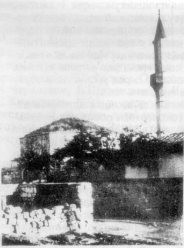 Текіє дервішів, мечеть Шукурла-Ефенді…