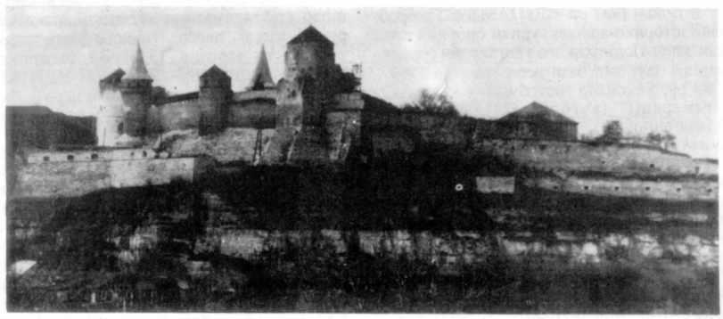 Старий замок після реставрації башт…