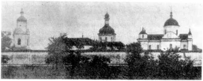 Монастир Максаківський