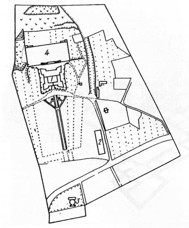 Генеральний план парку і палацу в…