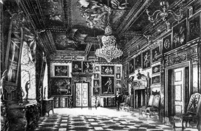 1872 р. Кармазиновий зал. З малюнку…