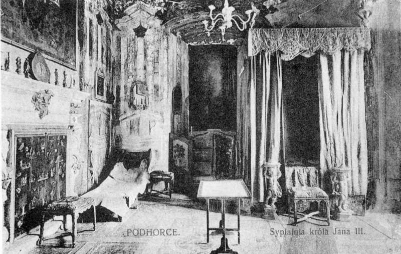 Королівська спальня