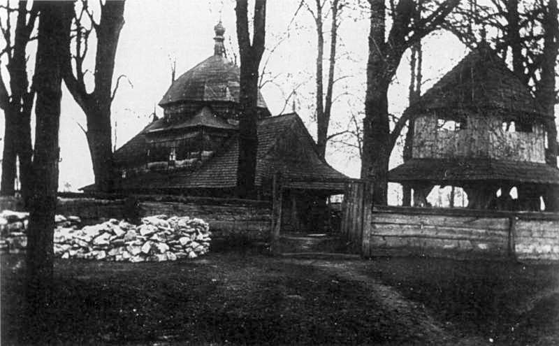 Церква Покрови (стара)