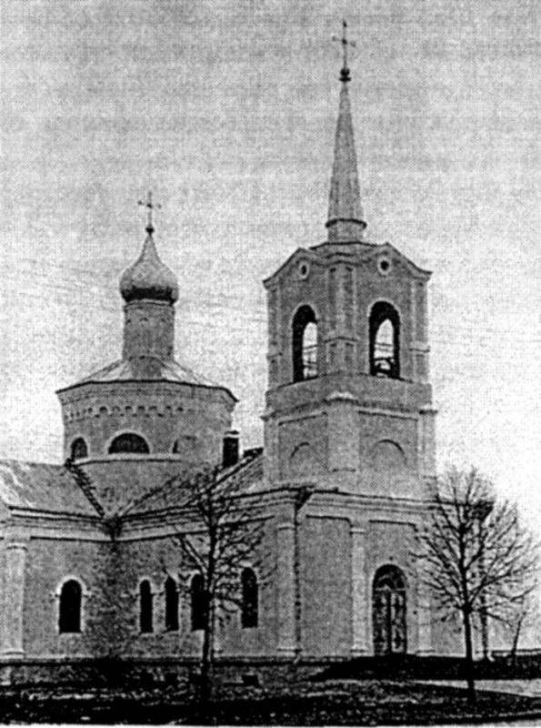 Церква св.Феодосія Углицького