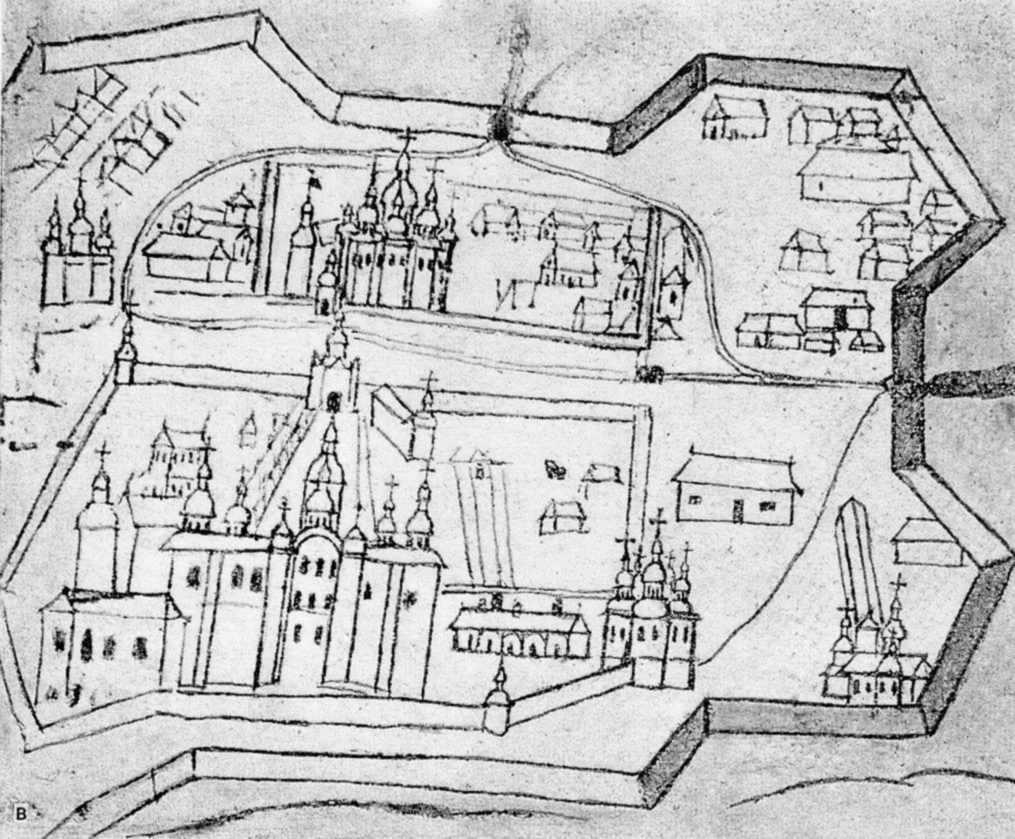 1713 – 1715 рр. План