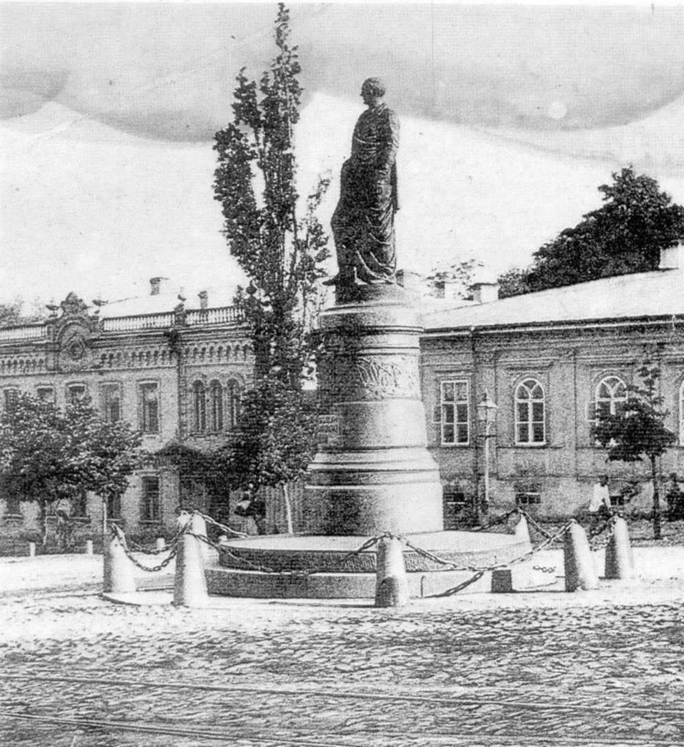 Пам'ятник графу О.Бобринському