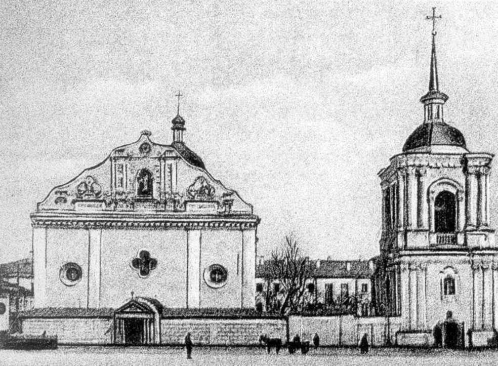 Монастир Петропавлівський (Поділ)