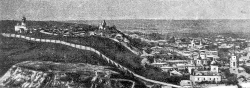 Поч. 20 ст. Цвинтар на Замковій горі і…