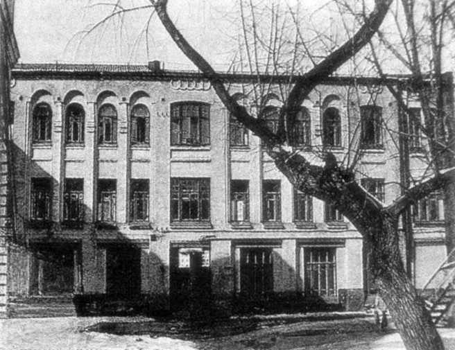 Єврейський молитовний будинок. Загальний вигляд