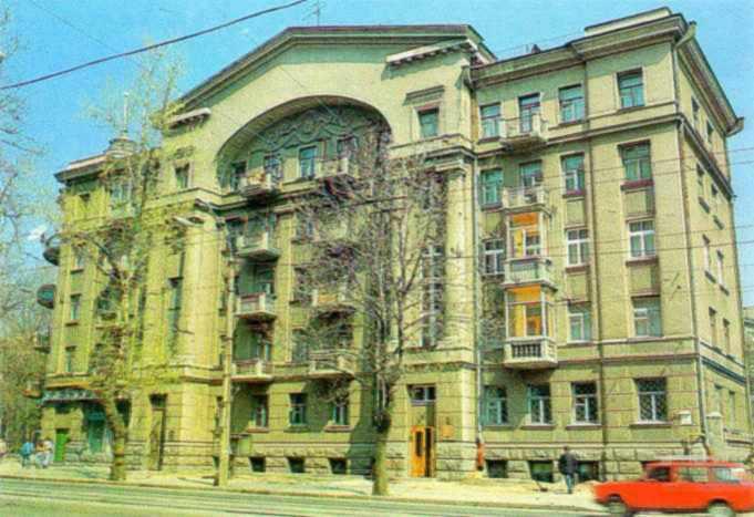 Житловий будинок з історією (№ 9)