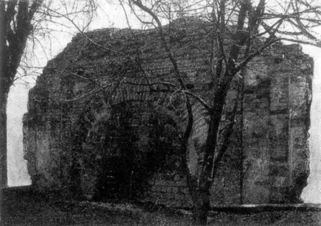 Васильківська брама