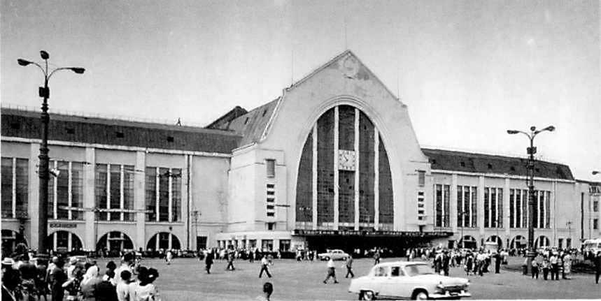 Залізничний вокзал (№ 1)
