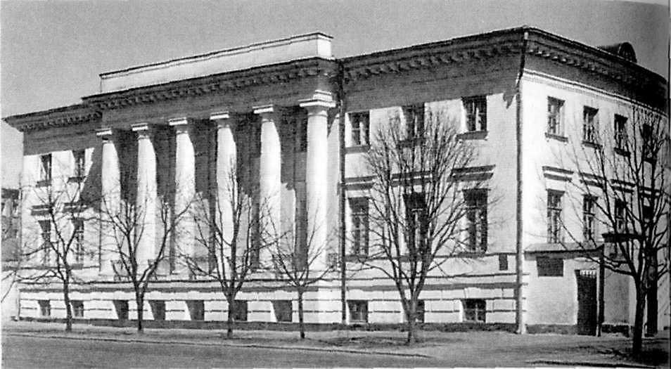 Старо-губернаторський будинок