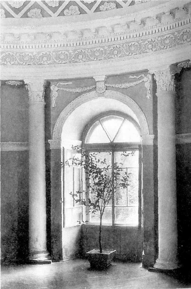 Бальний зал. Фрагмент інтер'єру