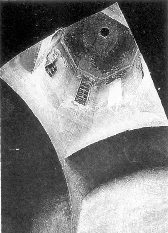 Петропавлівська церква. Інтер'єр бані