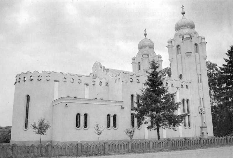 Церква св. Кирила і Мефодія