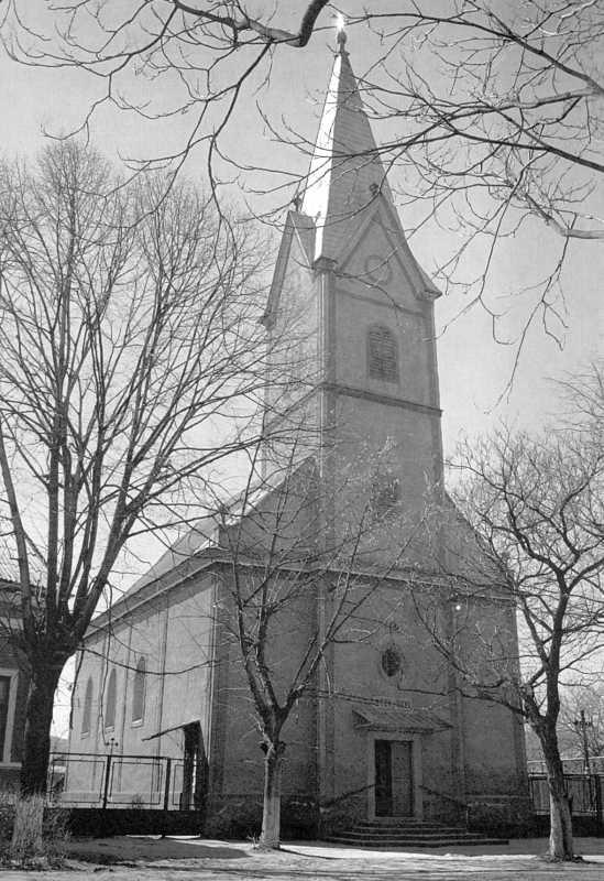 Церква Благовіщення (стара)