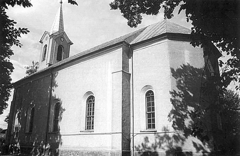 Церква св. Петра і Павла (давня)