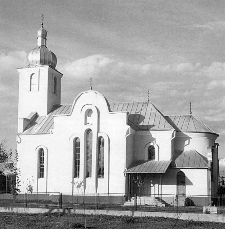 Церква Різдва богородиці (нова)
