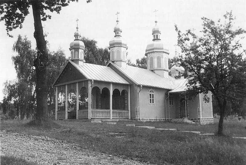 Церква ікони Почаївської божої матері